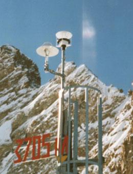 WNT auf dem Jungfraujoch, CH-Grindelwald